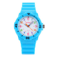 男表潮流儿童石英手表防水时尚男女学生腕表女孩简约时装表