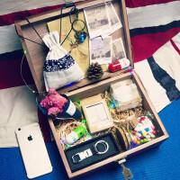 生日礼物情书胶囊女生送男生朋友情侣创意实用情人节日闺蜜小礼品