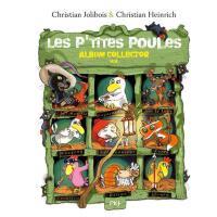 Les P'tites Poules - Album collector (Tomes 5 à 8) (02) 978