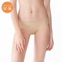 【到手价:39元】安莉芳集团安朵女士内裤中低腰三角裤舒适无痕薄款H21191U