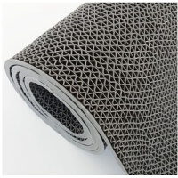 浴室防滑垫 pvc塑料红地毯门垫卫生间厕所厨房走廊镂空防滑地垫