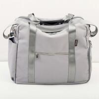 手提拉杆包旅行包女拉杆袋男大容量防水行李包登机箱旅行袋 大