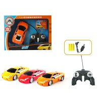 儿童摇控玩具车仿真无线遥控车可充电小汽车跑车赛车模型玩具男孩礼物