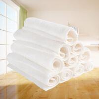 加厚细竹纤维洗碗巾不掉毛不沾油厨房清洁耐用抹布5条