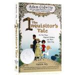 The Inquisitor's Tale 检察官的故事 英文原版 审判者传奇 纽伯瑞银奖 纽约时报畅销书 进口儿童文