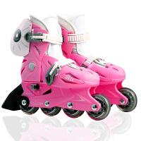 儿童溜冰鞋可调节儿童滑冰鞋 奥兰多3代三代轮滑鞋全套装旱冰鞋男女 三代