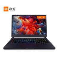 小米(MI)15.6英寸轻薄窄边框游戏笔记本电脑(i7标压 8G 1T+128G GTX1060 6G显存 创新冷酷散