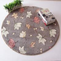 圆形地毯电脑椅垫 转椅吊篮卧室客厅地垫