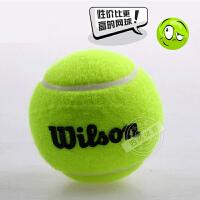 【支持礼品卡】训练网球 单人练习弹性专业耐磨耐打 比赛网球v6m
