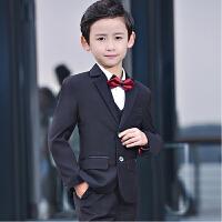 演出礼服男童小西服春 儿童西装套装花童礼服男韩版童装