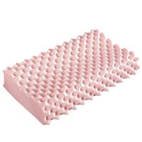 负离子乳胶枕芯颈椎枕负氧离子天然乳胶枕头护颈枕单人