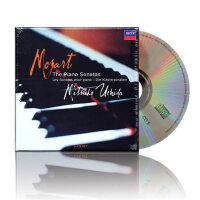 莫扎特 钢琴奏鸣曲全集 进口CD 内田光子 企鹅三星带花