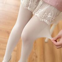 日系夏季薄款丝袜白色连裤袜防勾丝天鹅绒打底袜80D春夏款 浅灰色 均码
