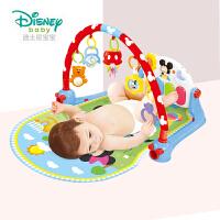 早教宝宝玩具婴儿脚踏钢琴健身架0-1岁音乐游戏毯