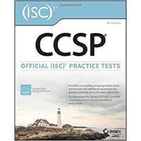 【预订】Ccsp Official (Isc)2 Practice Tests 9781119449225