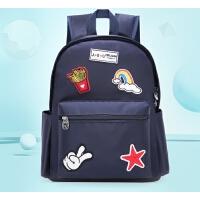 儿童书包三年级男童旅游小孩双肩背包