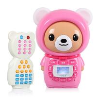 儿童宝贝玩具 智能触控4G内存太空熊故事机婴儿