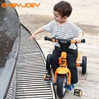 儿童三轮车脚踏车玩具童车2-3-5岁礼物宝宝户外玩具车