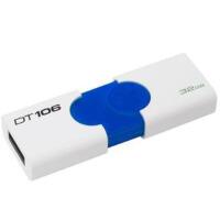【全国大部分地区包邮】 金士顿 DT106 16G 32G 64G 128G优盘u盘高速USB3.0创意个性定制刻字礼