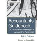 【预订】Accountants' Guidebook: Third Edition: A Financial and