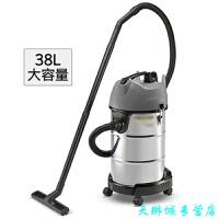 德国吸尘器商用强力干湿商用工业大功率吸水机吸尘机