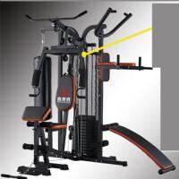 组合多功能健身器材大型力量综合训练器运动器械综合型三人站单人