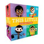 This Little Collection 这个小小系列集合4本套装 儿童绘本 3-6岁