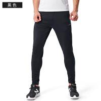 20180315011425752小脚跑步运动裤男春季薄款收腿速干裤健身房弹力透气训练健身长裤
