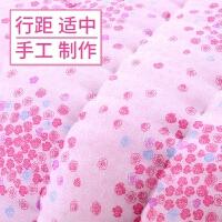 纯棉花被芯被子手工棉被定做冬季加厚学生春秋冬被单双人全棉褥子 1