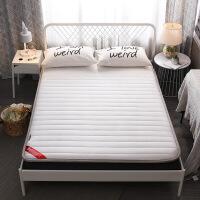加厚针织棉床垫子1.8m床褥子2米双人海绵垫榻榻米1.5单人学生宿舍T