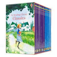 【首页抢券300-100】Usborne My Reading Library Classics 我的图书馆系列 尤斯伯
