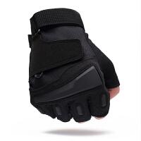 运动半指手套男军迷春夏户外用战术手套健身防滑耐磨骑行手套露指