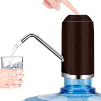 子路桶装水抽水器电动上水器充电压水器自动饮水机水龙头