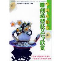 中国水仙花雕刻造型技艺与欣赏【正版特价】