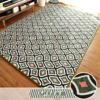 用珊瑚绒满铺垫子现代客厅地毯茶几垫沙发飘窗毯卧室床边毯