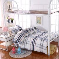 床单三件套 学生宿舍 单人可爱大学寝室床单被套床上件套学校上下铺