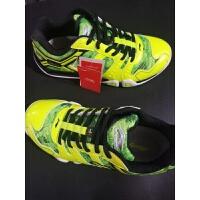 羽毛球鞋女鞋男鞋超轻透气防滑运动鞋 074-1女款