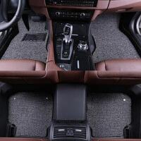 比亚迪 F3 F3R F6 F0 S6 L3 G3 S6      专车专用双层可拆卸全包围汽车脚垫地垫