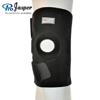 Jasper 大来运动护具 自粘型绒面均码 护膝 FA005C