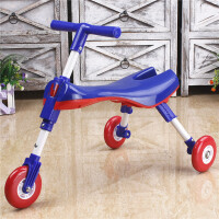 折叠螳螂车幼儿童车扭扭车三轮车踏行车溜溜车滑行宝宝学步平衡车