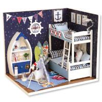 儿童玩具女孩过家家公主房小学生生日礼物5 6-7-8-9-10 岁