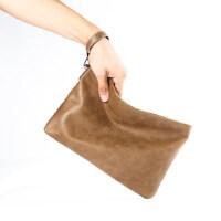 男士手包真皮大容量手拿包商务男包手抓包软皮信封包休闲手拎包