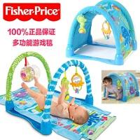 玩具儿童踢踏爬行地毯宝宝爬行垫健身架游戏垫P5331 P5331费雪-踢踏爬行地毯 原包装
