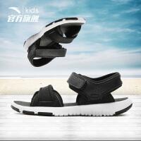 安踏童鞋 男童鞋凉鞋2019夏季新款儿童沙滩鞋官方旗舰店沙滩凉鞋