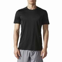 adidas阿迪达斯男装短袖T恤跑步运动服BK0277