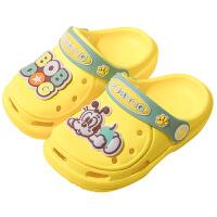 宝宝拖鞋1-2岁3女童防滑夏季婴儿软底幼儿凉托室内小孩男童