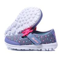 Skechers斯凯奇童鞋2018秋季新款女婴童玛丽珍透气休闲鞋