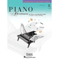 Piano Adventures: Level 3A: Technique & Artistry Book (2nd