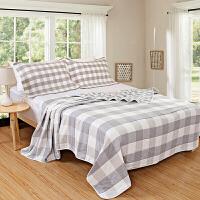 纯棉毛巾被纱布单人双人加厚大毛巾毯空调毯午睡毯盖毯子床单夏季