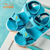 安踏(ANTA)童鞋男童沙滩鞋儿童凉鞋31724682